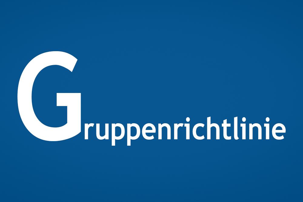 ABC-GwieGruppenrichtlinie