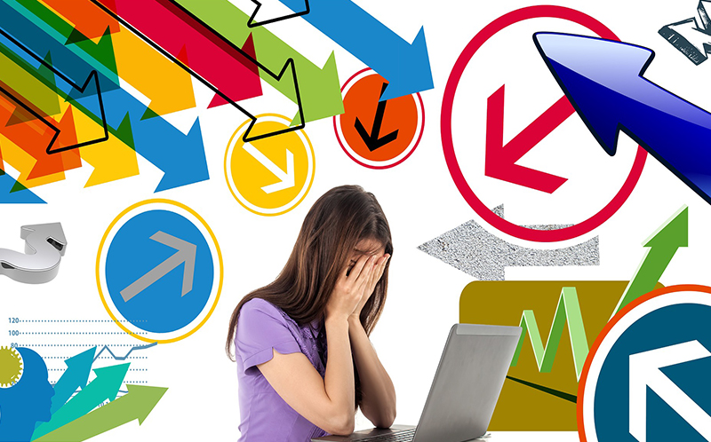 Cyberstress und Cyberkrank