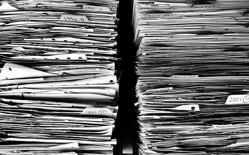 Datenchaos und Datenlecks