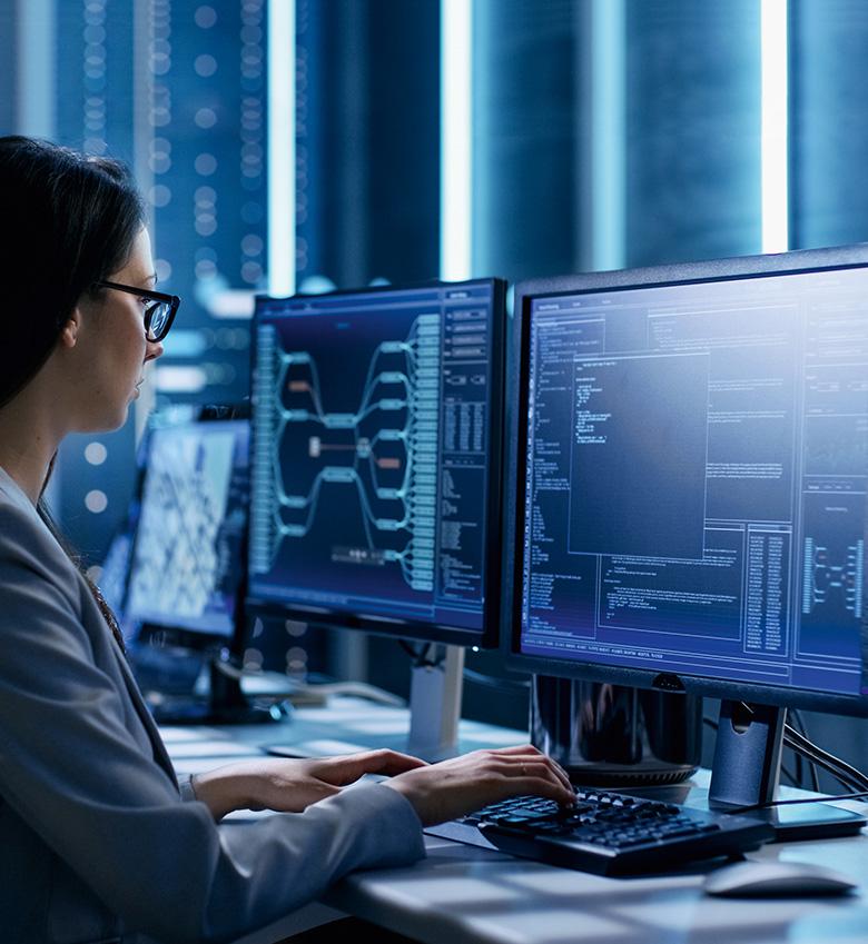 IT-Lösungen von SkySystems