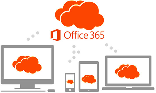 Office 365 Infografik