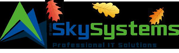 SkySystems IT Logo zum Herbstanfang