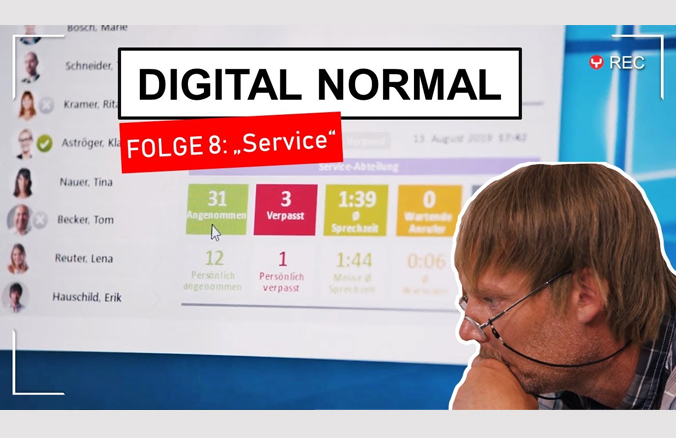 DIGITAL NORMAL Folge 8