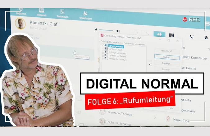 Digital Normal Folge 6