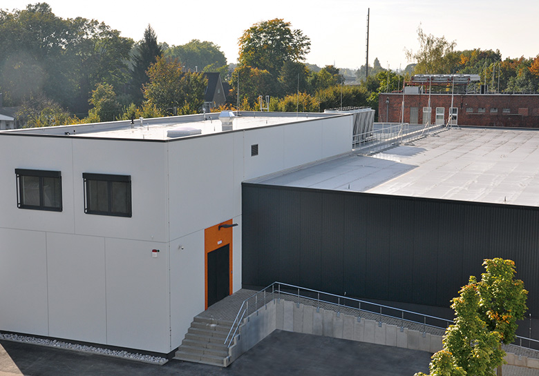 TMR Datacenter in Herne