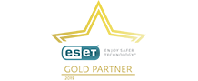 ESET Gold Partner Logo